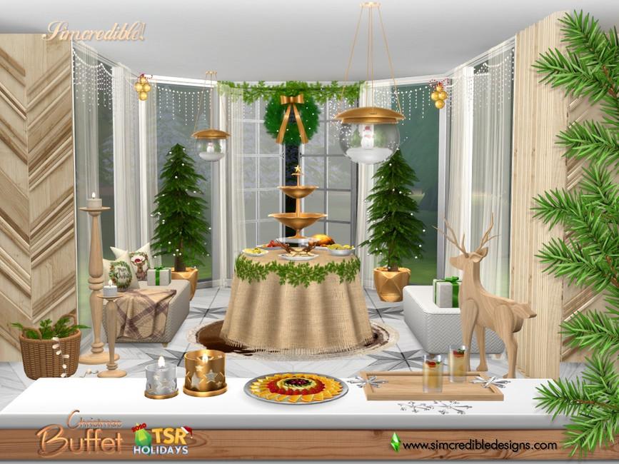 Рождество для Симс 4 (картинка 2)