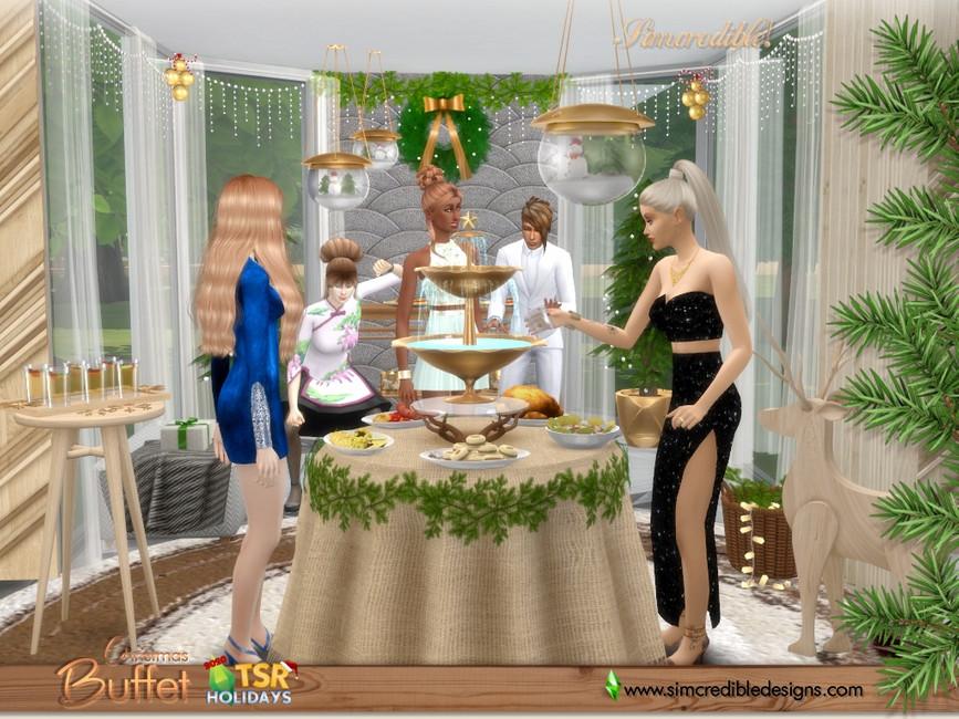 Рождество для Симс 4 (картинка 3)