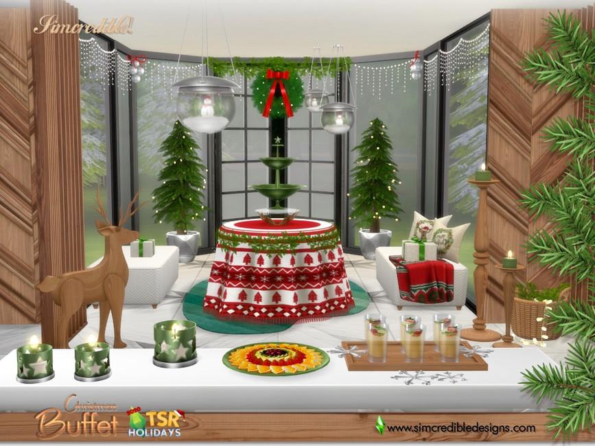 Рождество для Симс 4 (картинка 4)