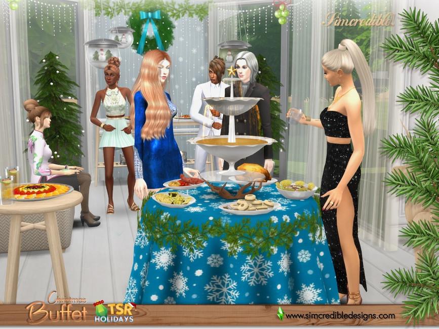 Рождество для Симс 4 (картинка 5)