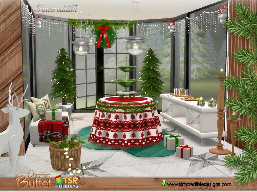 Рождество для Симс 4 (картинка 6)