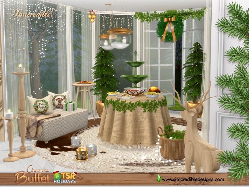 Рождество для Симс 4 (картинка 7)