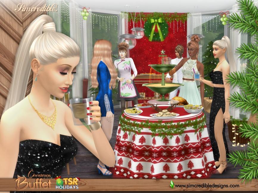 Рождество для Симс 4 (картинка 8)