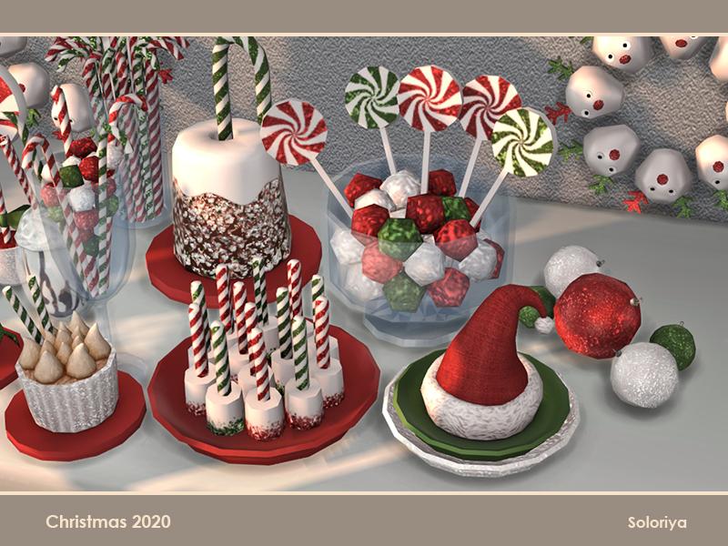 Рождество Симс 4 (картинка 2)