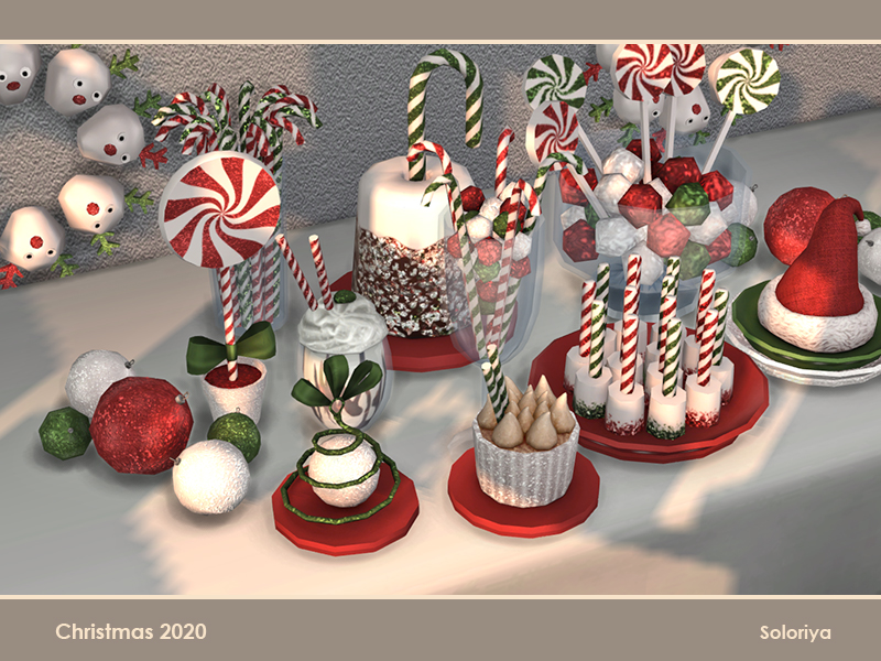 Рождество Симс 4 (картинка 3)