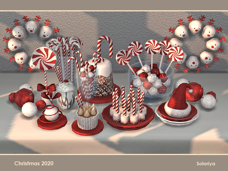 Рождество Симс 4 (картинка 5)
