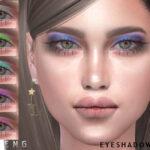 Тени для век Eyeshadow N74 Симс 4