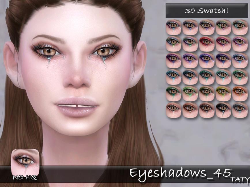 Тени для век Taty_Eyeshadows_45 Симс 4