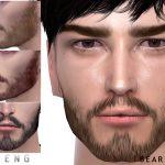 Борода Beard N73 Симс 4