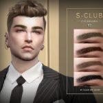 Брови WM ts4 Eyebrows 202102 Симс 4