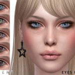 Глаза Eyes N109 Симс 4