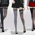 Моды носки для Симс 4