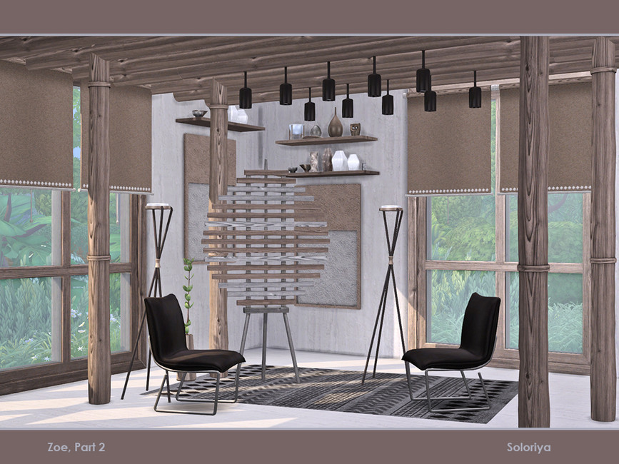 Наборы мебели Симс 4