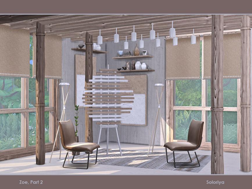 Наборы мебели Симс 4 (картинка 4)
