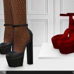 Обувь 611 - High Heels Симс 4