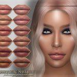 Помада FRS Lipstick N234 Симс 4
