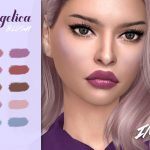 Румяна IMF Angelica Blush N60 Симс 4