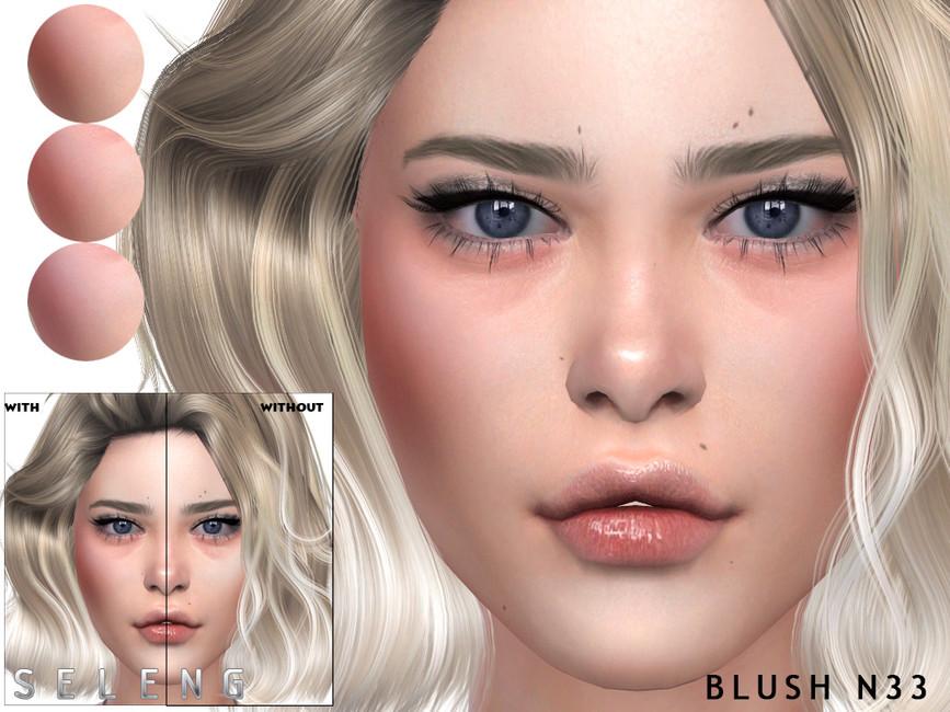 Румянец Blush N33 Симс 4
