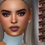 Тени для век Eyeshadow NB21 Симс 4