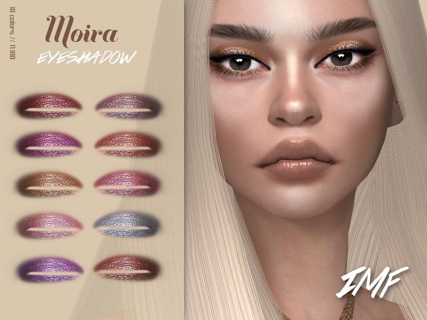 Тени для век IMF Moira Eyeshadow N180 Симс 4
