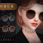 Женские очки Симс 4