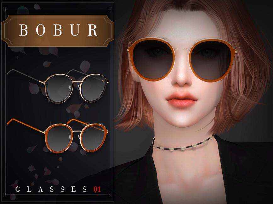 Женские очки Симс 4 (картинка 2)