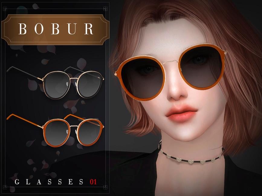 Женские очки Симс 4 (картинка 4)