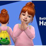 Детские прически Максис Симс 4