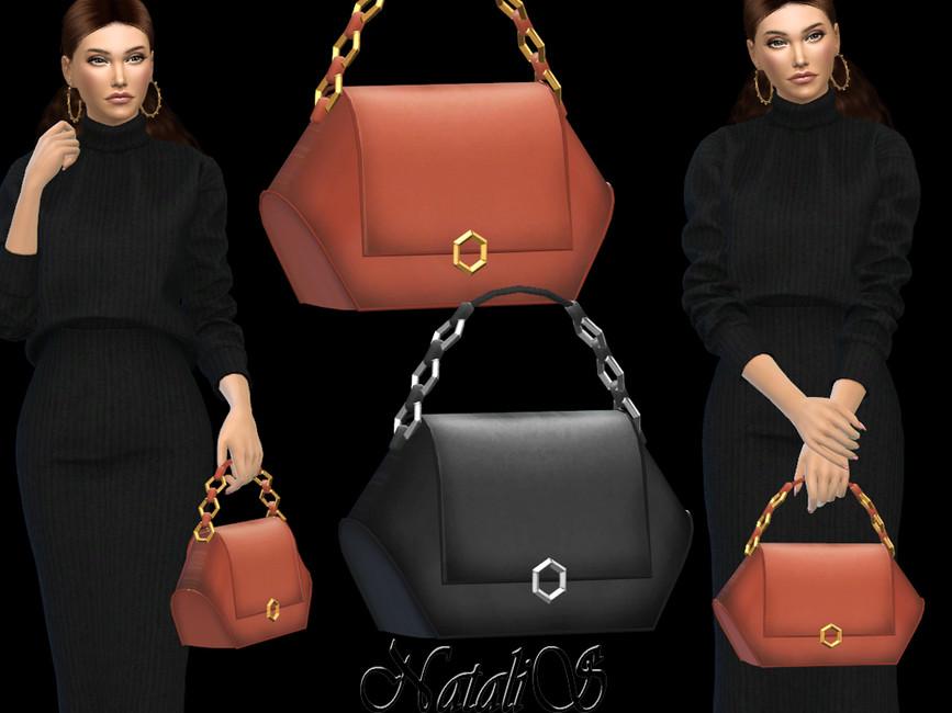 Мод сумка Симс 4
