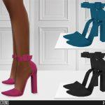 Обувь 627 - High Heels Симс 4