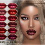 Помада FRS Lipstick N241 Симс 4