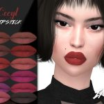 Помада IMF Cecyl Lipstick N324 Симс 4