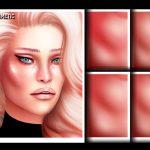 Румяна COSIMETIC Blush N12 Симс 4