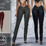 Штаны Lila Set (Pants) Симс 4