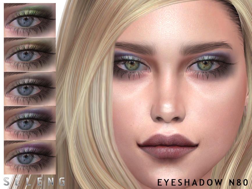 Тени для век Eyeshadow N80 Симс 4