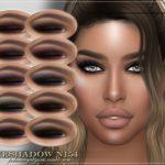 Тени для век FRS Eyeshadow N154 Симс 4