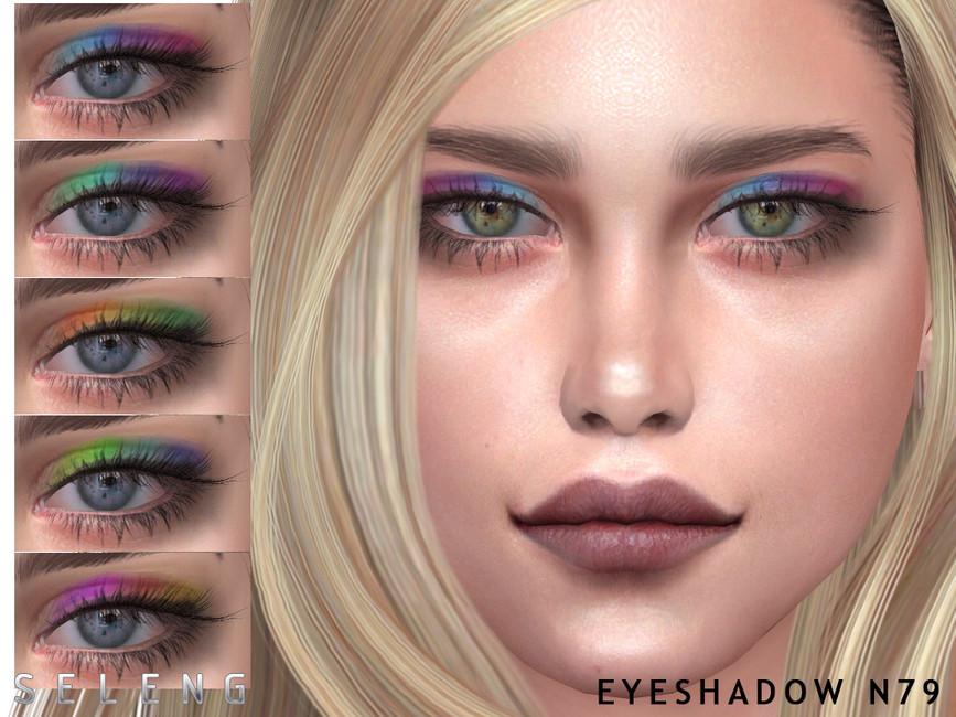 Тени Eyeshadow N79 Симс 4
