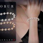 Браслеты Bobur Bracelet 02 Симс 4