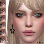 Глаза Eyes N115 Симс 4