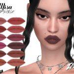 Губная помада IMF Misa Lipstick N327 Симс 4