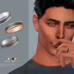 Кольца Greis Ring V1 Симс 4