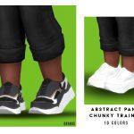 Кроссовки для детей Симс 4
