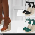 Обувь 645 - High Heels Симс 4