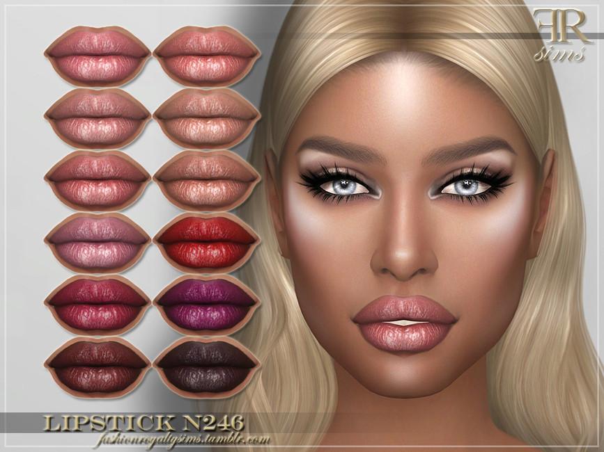 Помада FRS Lipstick N246 Симс 4