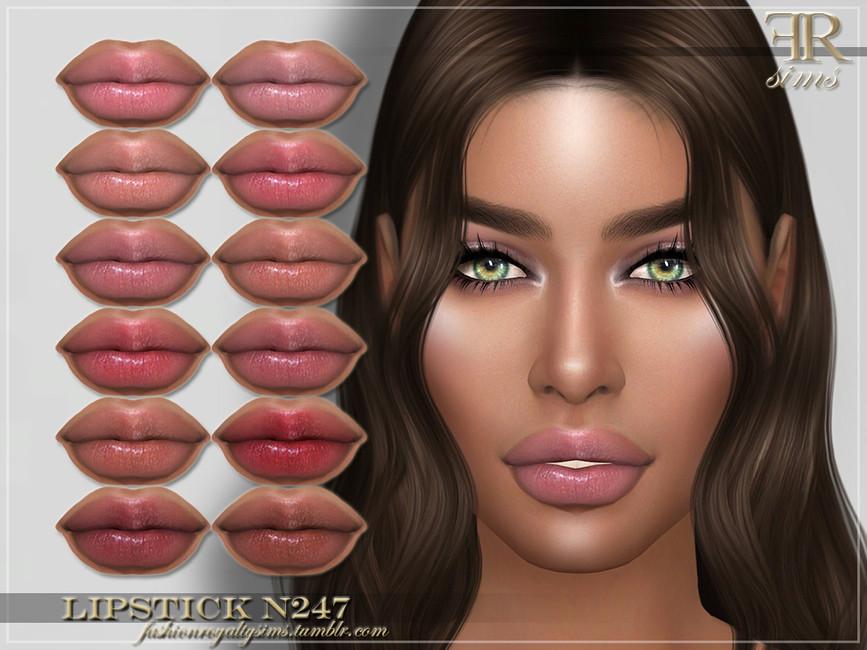 Помада FRS Lipstick N247 Симс 4