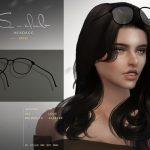 Скачать очки для женщин для Симс 4
