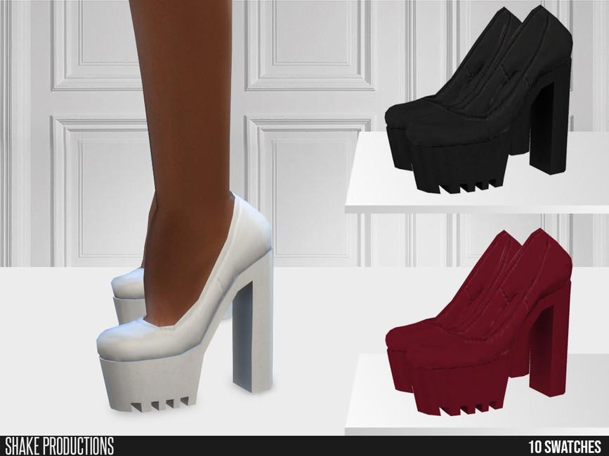 Скачать туфли для Симс 4