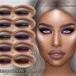Тени для век FRS Eyeshadow N160 Симс 4