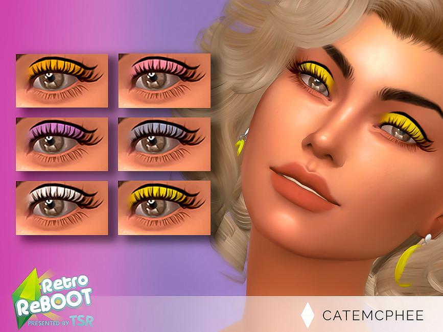 Тени для век Twiggy Eyeshadow ES-20 Симс 4