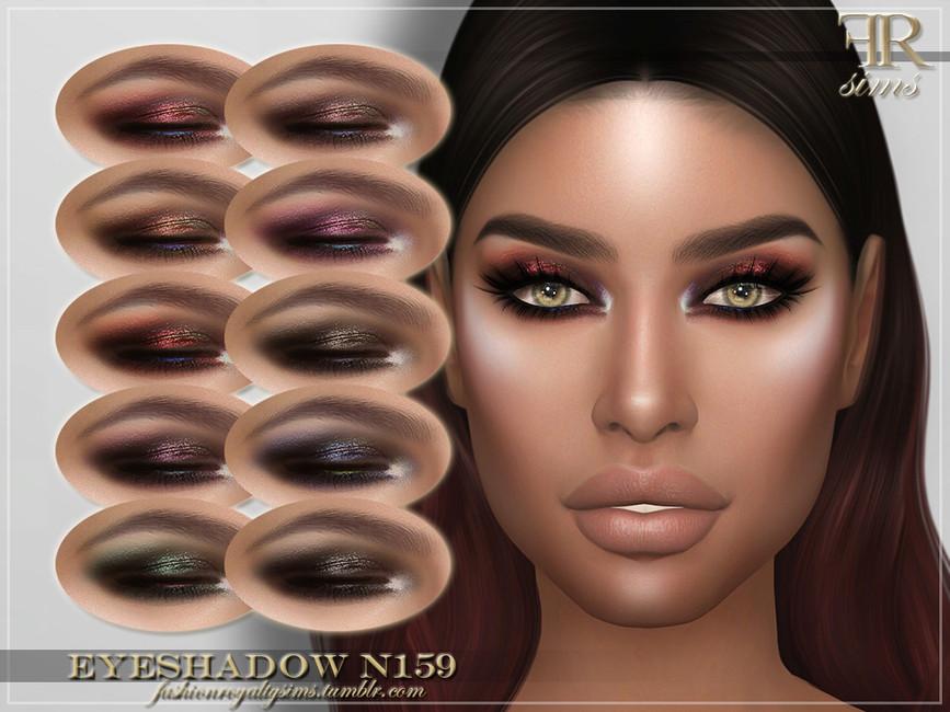 Тени Eyeshadow N159 Симс 4